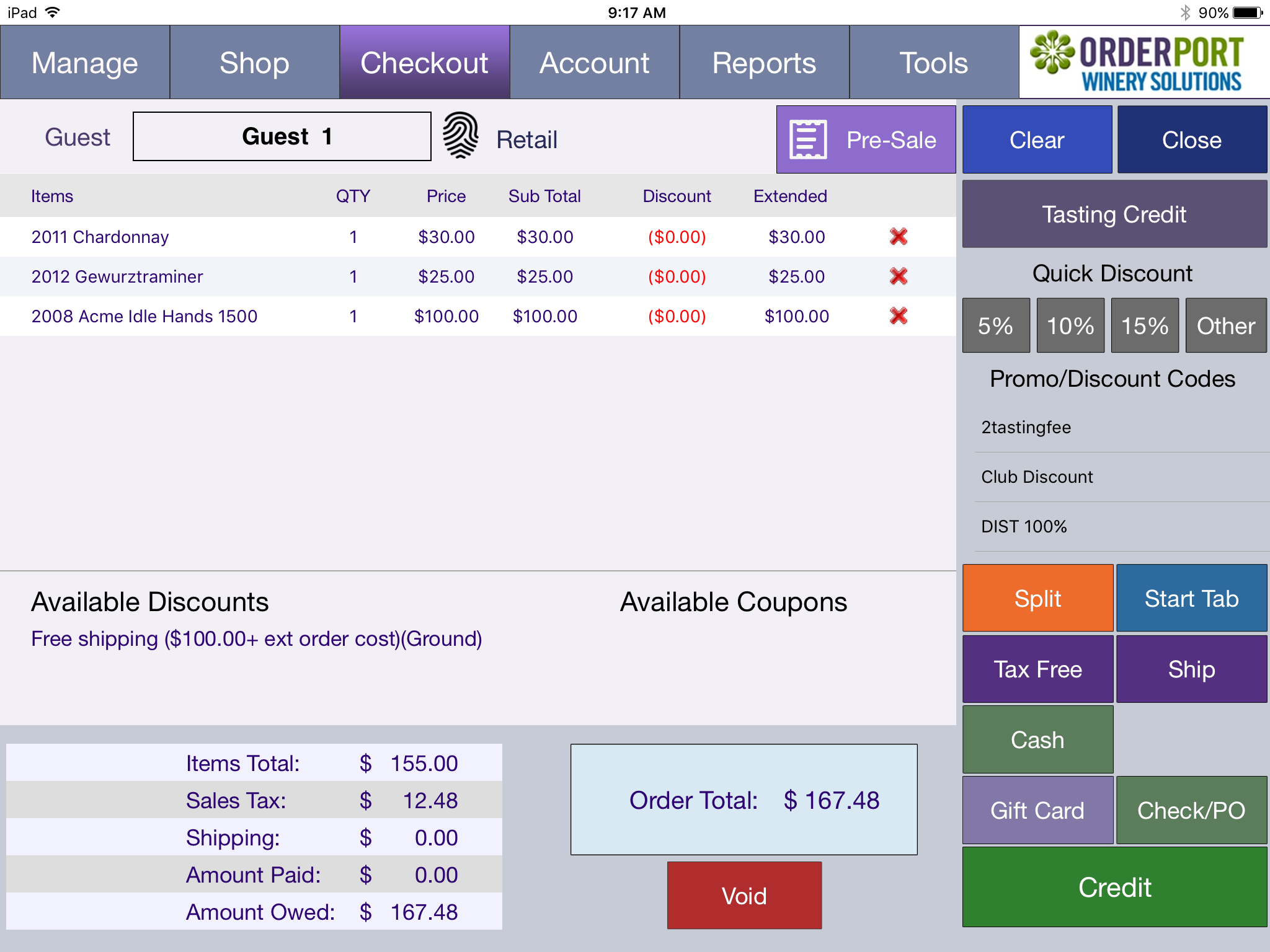 Point of Sale Tips and Tricks - OrderPort Everywhere Commerce